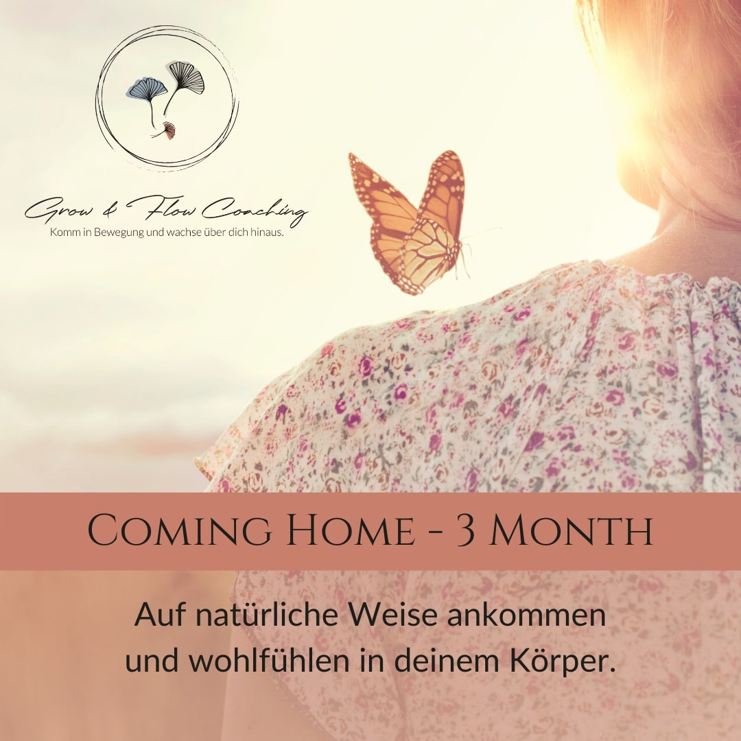 Coming Home 3 Month