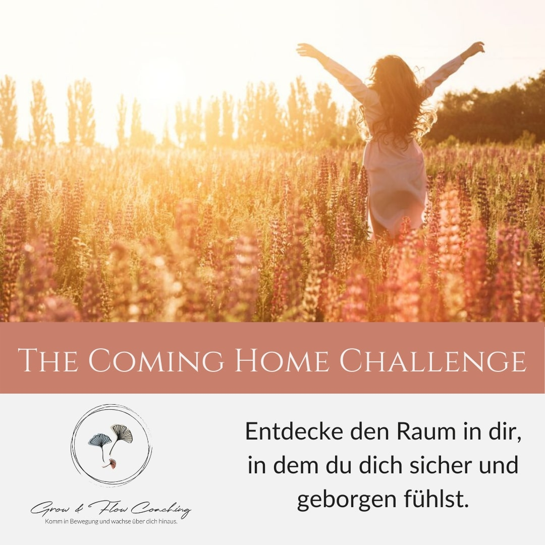 The Coming Home Challenge
